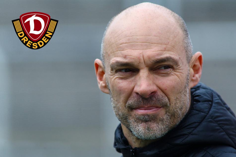 Dynamo stellt neuen Trainer vor: Alexander Schmidt übernimmt das Ruder!