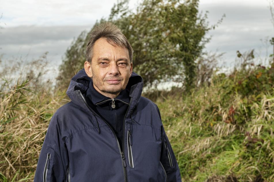 Prof. Dr. Matthias Liess (61), Leiter des UFZ-Departments System-Ökotoxikologie in Leipzig, koordinierte das bundesweite Gewässermonitoring.