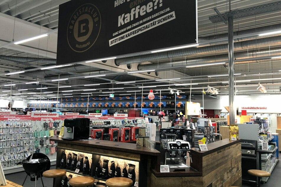 Bei MediaMarkt in Bad Kreuznach wurde alles einmal komplett auf links gedreht!