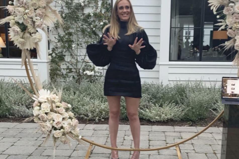 Mit ihrer neuen Figur begeistert Sängerin Adele ihre Fans.
