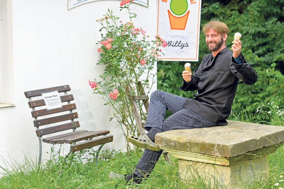 Gelernter Bäcker startet mit Eismobil neu durch: Willy will es wissen!
