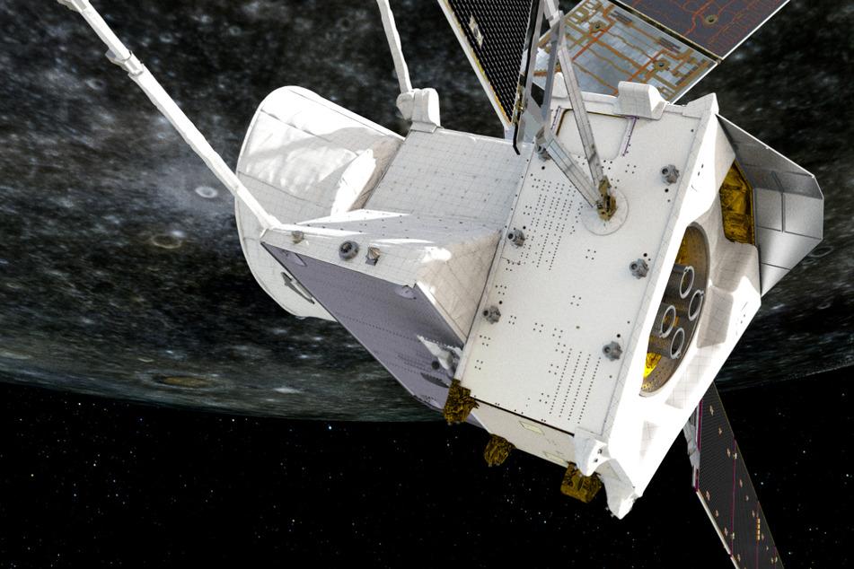 100 Millionen Kilometer von der Erde entfernt: Sonde trifft bald den Merkur