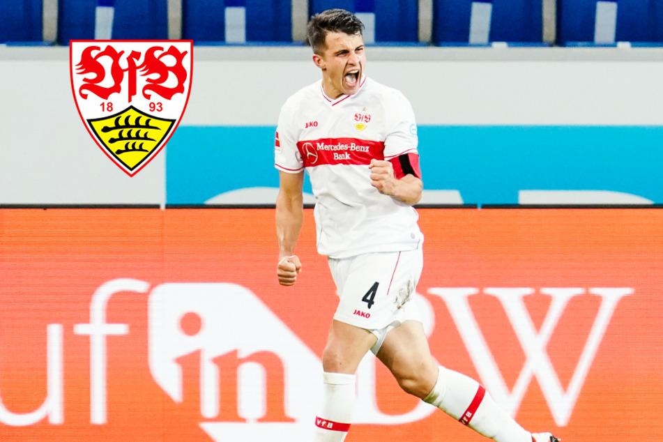Marc Oliver Kempf kann sich Vertragsverlängerung beim VfB vorstellen