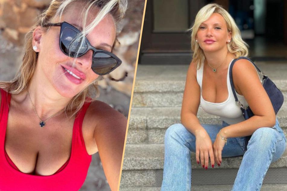 Evelyn Burdecki (32) ist mal wieder zu Besuch auf der Polizeiwache. Cyber-Kriminelle haben angeblich die Geräte der Kult-Blondine gehackt.