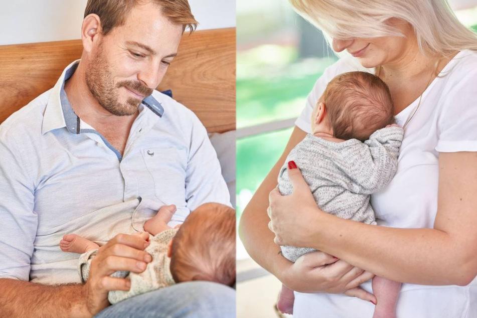 Anna Heiser ignoriert den Ratschlag vieler Menschen: Macht sie hier einen Fehler mit ihrem Baby?
