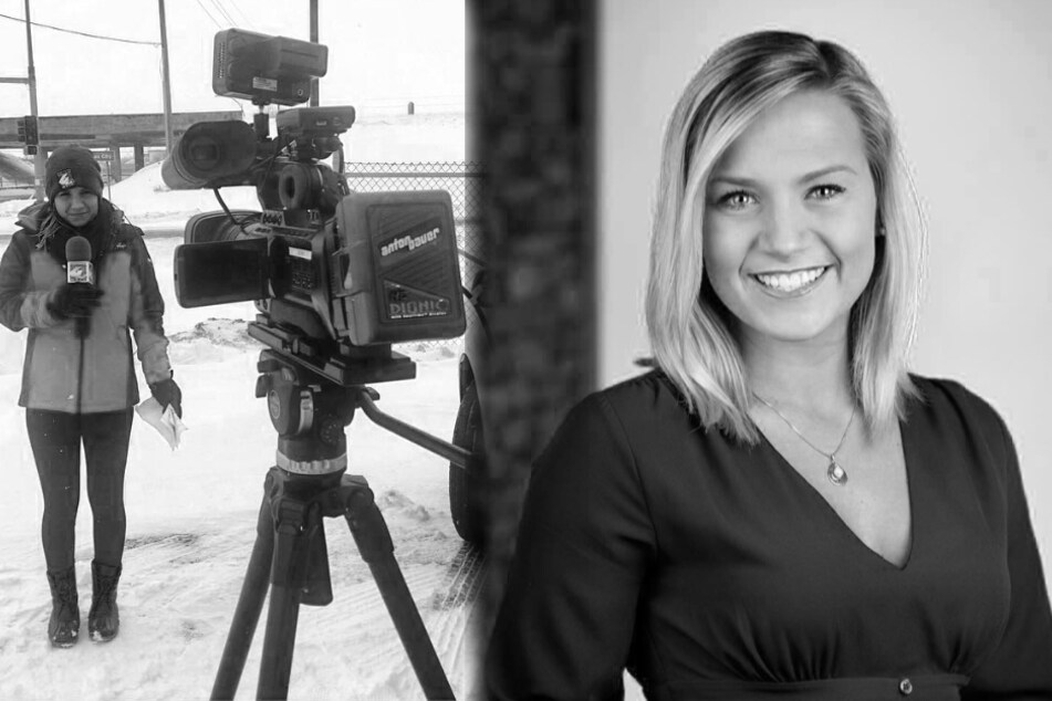 Young reporter dies in tragic accident at the age of just 26