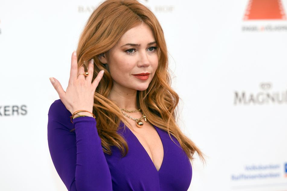 """Auch ihre Karriere begann bei """"MTV Home"""": Palina Rojinski (36) ist inzwischen viel beschäftigte Moderatorin und Schauspielerin."""