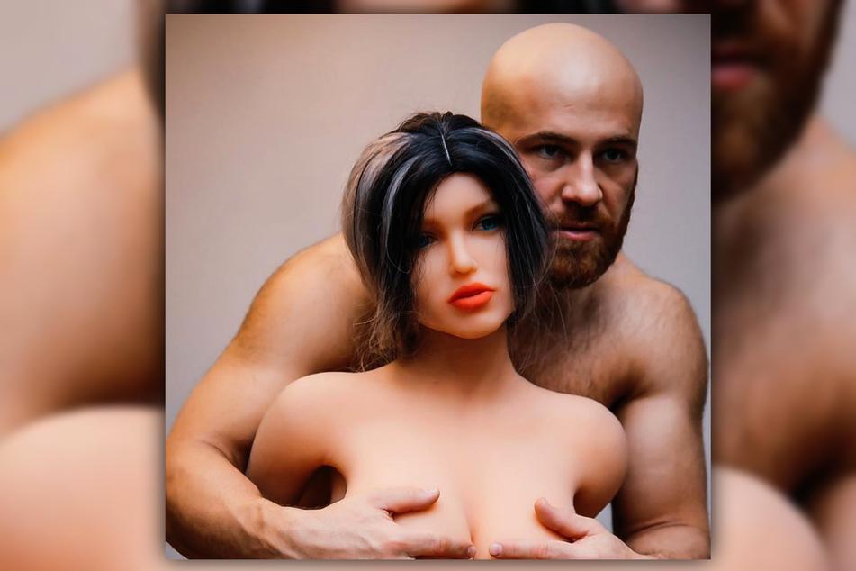 Mit Margo ist es mittlerweile vorbei. Die Sexpuppe heiratete der Bodybuilder im Dezember 2020.