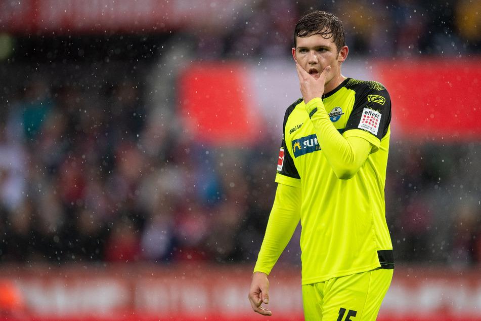 Fußballprofi Luca Kilian (21) spielte vor seinem Wechsel zu Mainz 05 beim SC Paderborn.