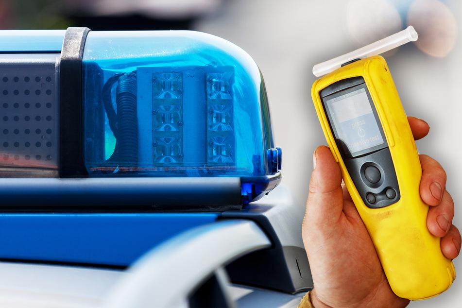 Besoffen zur Polizei gefahren: Ein Handwerker durfte seinen Führerschein sofort abgeben (Symbolbild).
