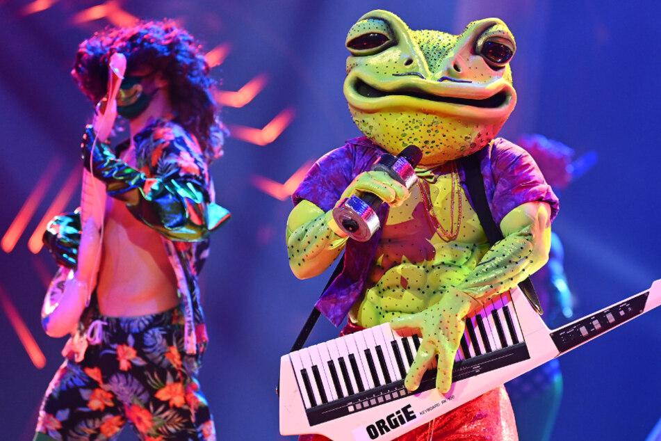 """""""The Masked Singer"""": Dieser Promi war der Frosch!"""