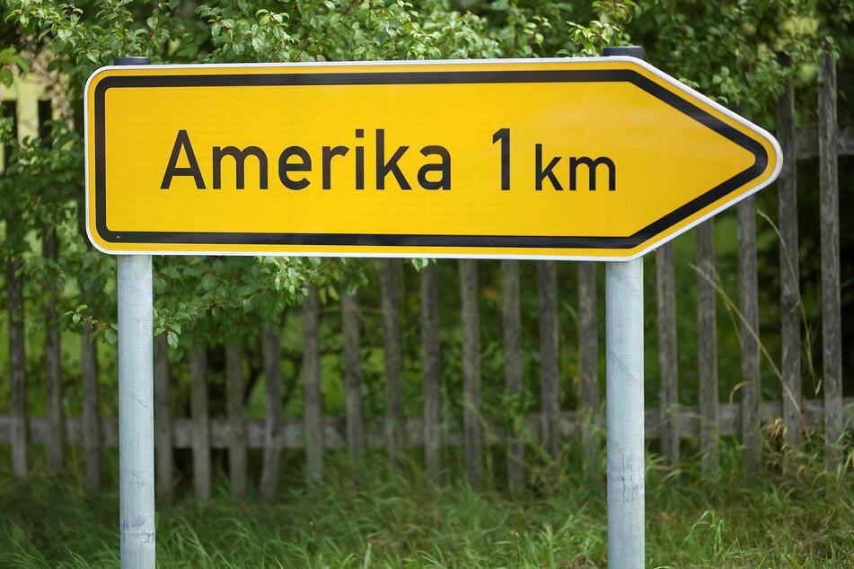 Ja, Amerika liegt (auch) in Sachsen!