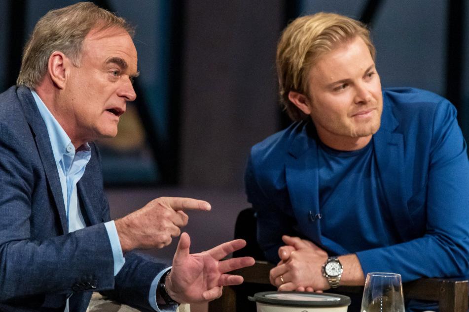 """Große Gefühle bei """"Höhle der Löwen"""": App rührt Nico Rosberg zu Tränen"""