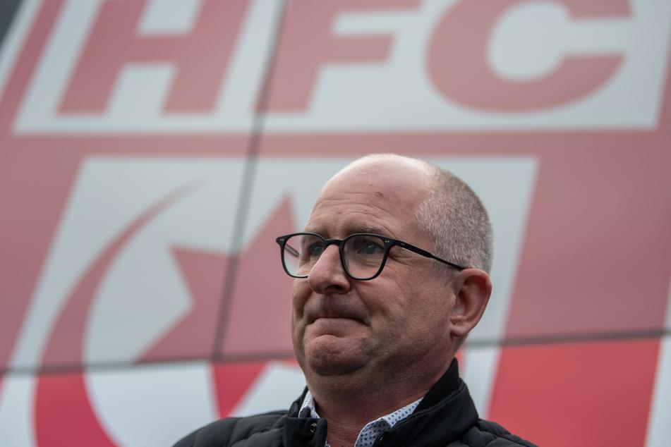 HFC-Präsident Jens Rauschenbach will unbedingt ein Saisonende bis zum 30. Juni, sollte weitergespielt werden.