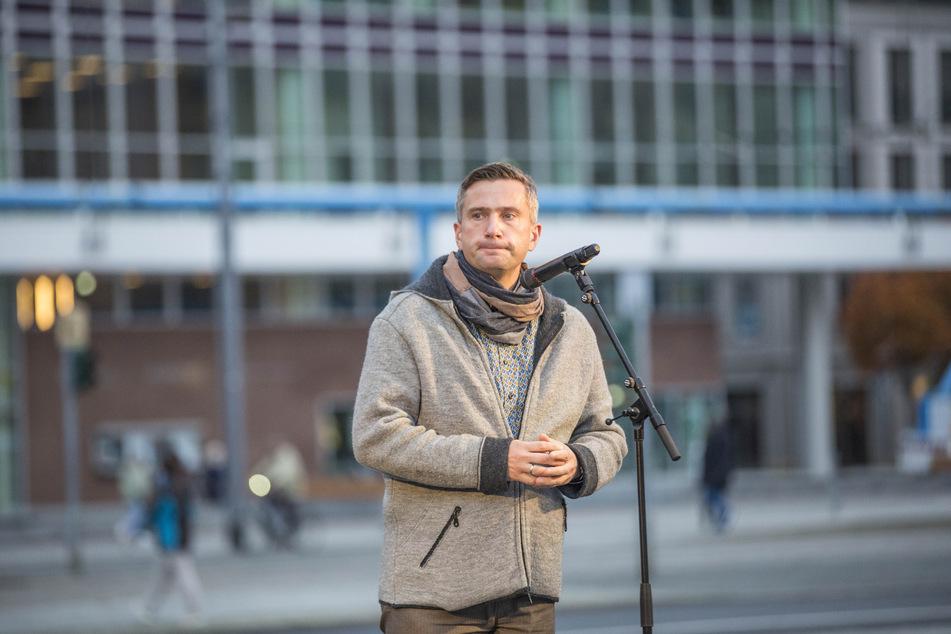 Sachsens Wirtschaftsminister Martin Dulig.