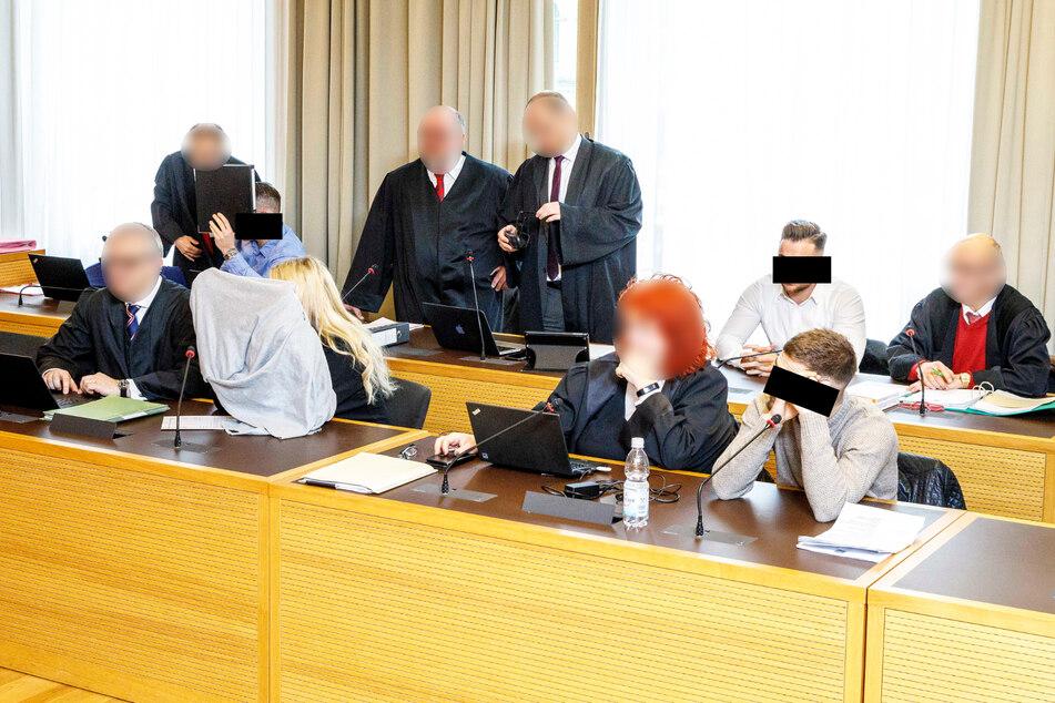Pleiten, Pech und Pannen: Vier Dealer-Dilettanten vor Gericht
