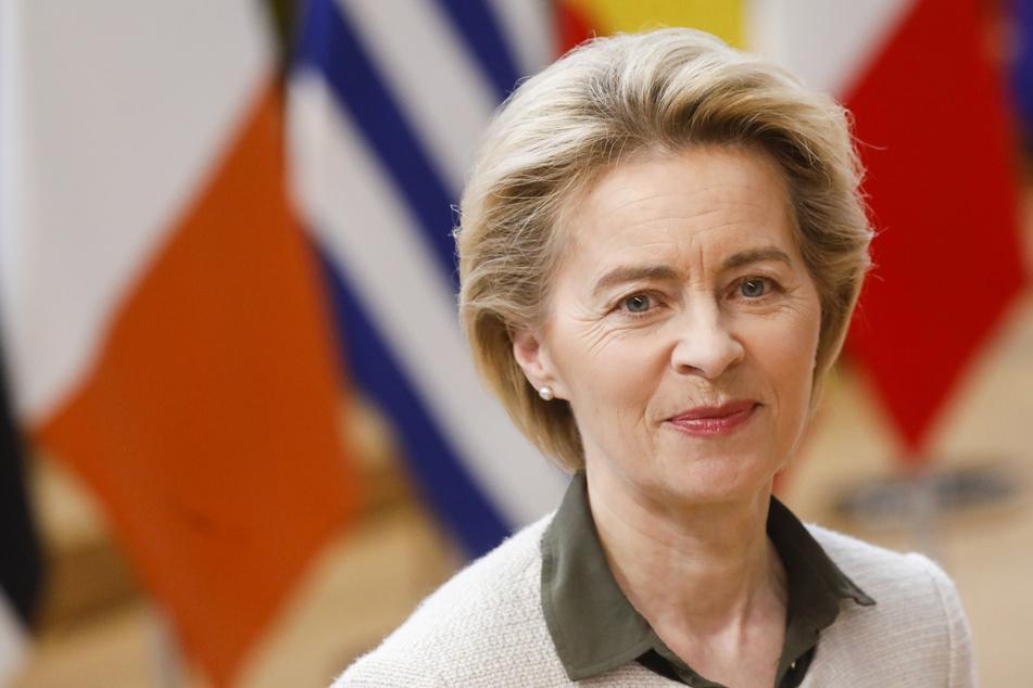 European Green Deal: Ursula von der Leyen erhält Umwelt-Preis!