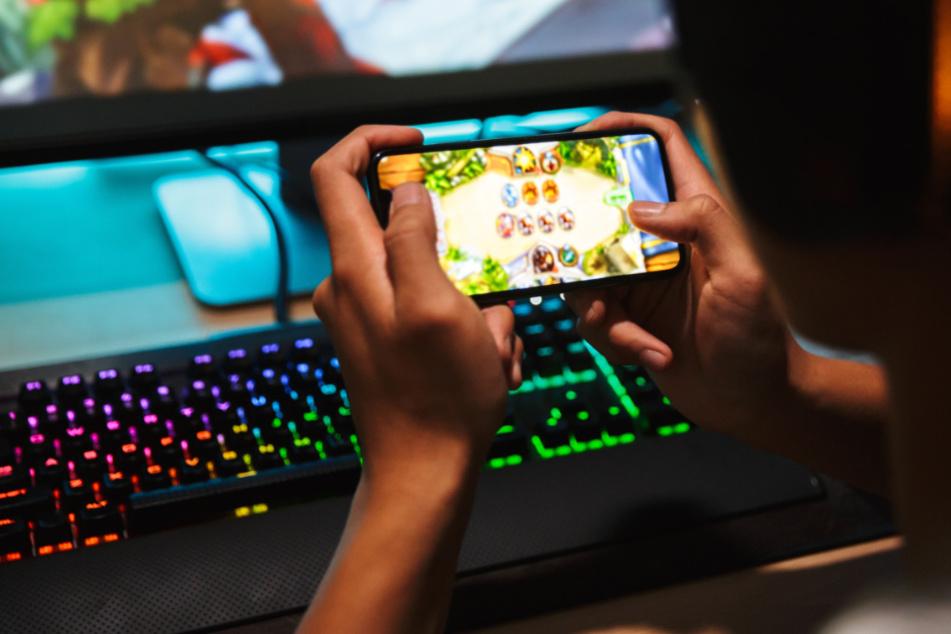 Mobile Games sind weltweit mit Abstand für den meisten Umsatz verantwortlich. (Symbolbild)