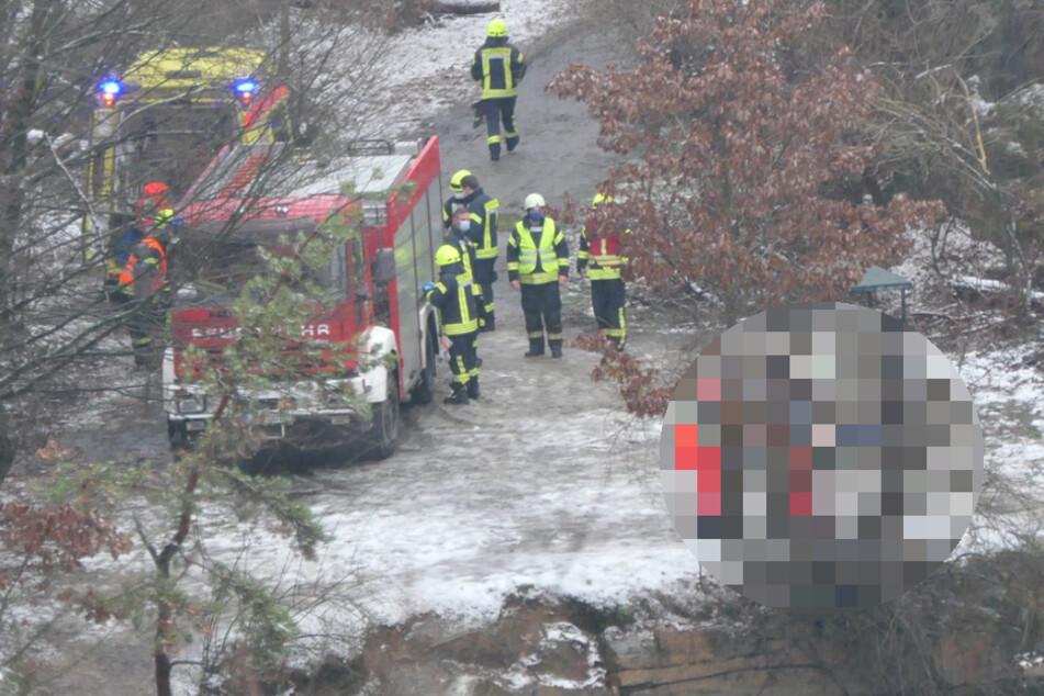 Im sogenannten Westbruch ist am Freitag eine Leiche gefunden worden.