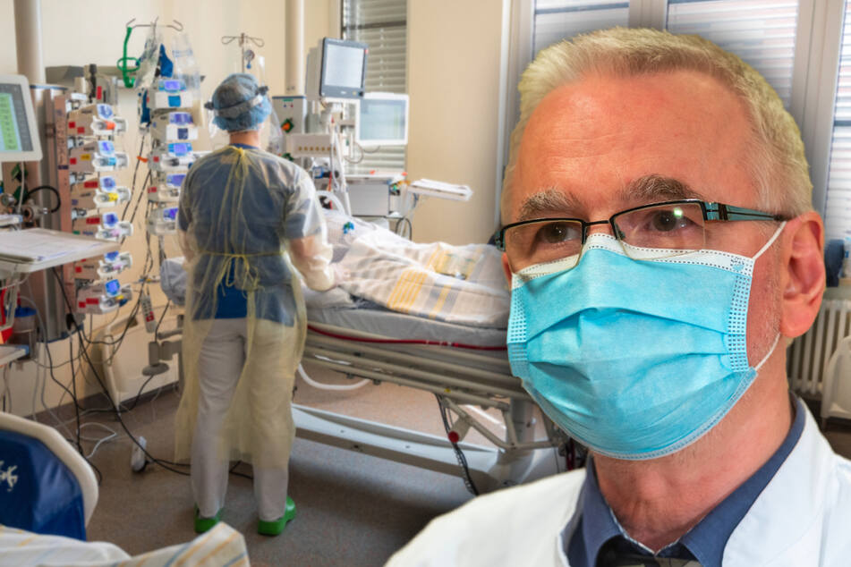 """Chemnitzer Infektiologe: """"Brauchen jetzt 28 bis 42 Tage einen extrem harten Lockdown"""""""