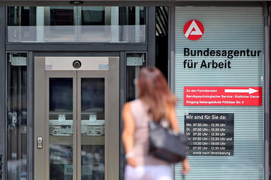 Die Bundesagentur für Arbeit hat 2020 in Sachsen fast doppelt so viel Insolvenzgeld ausgeschüttet wie 2019.