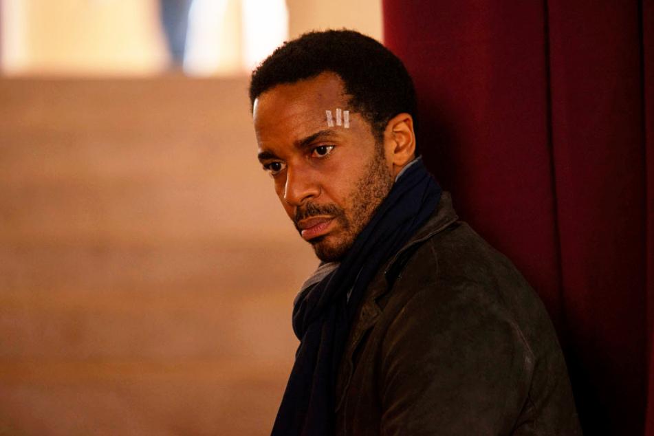 """Jazzclub-Betreiber Elliot Udo (André Holland) spielt in """"The Eddy"""" die Hauptrolle."""