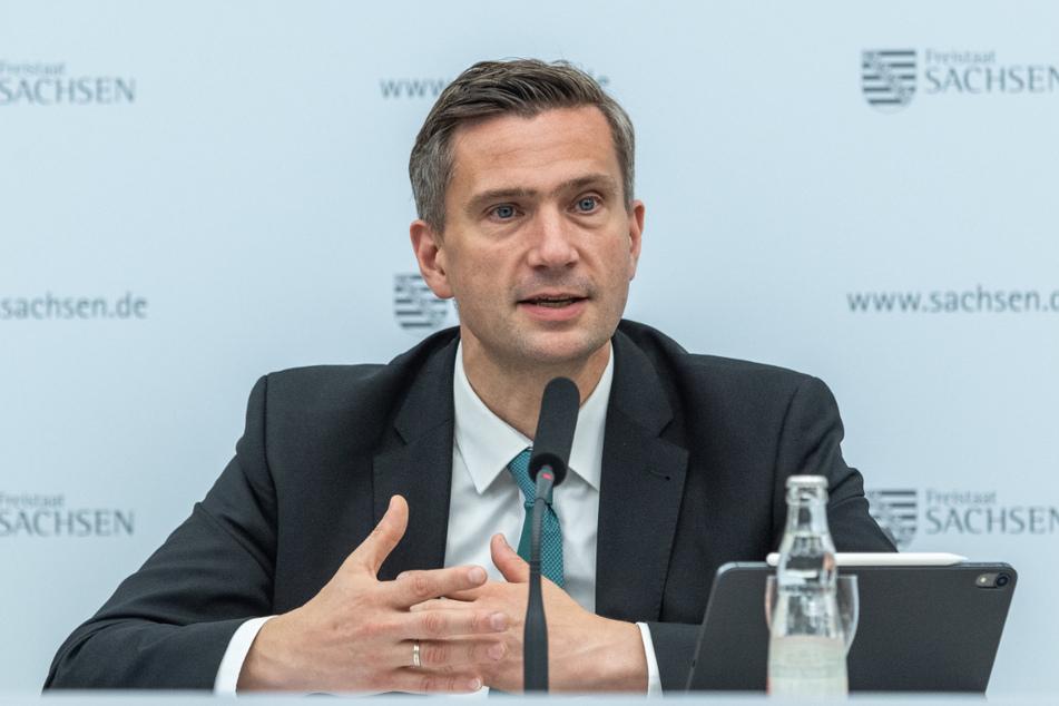 Martin Dulig (46, SPD).