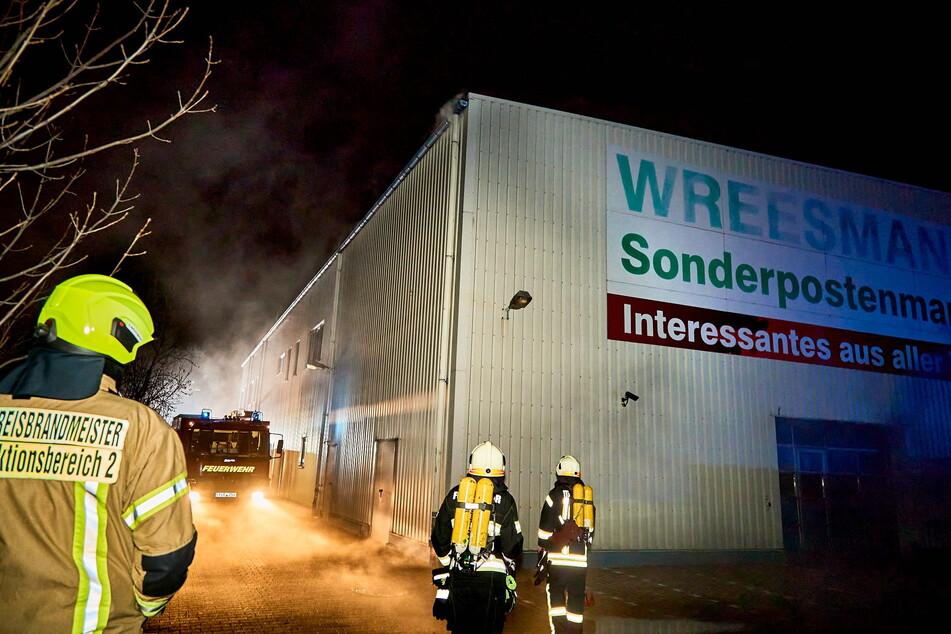 Am Wreesmann entstanden damals 450000 Euro Schaden.