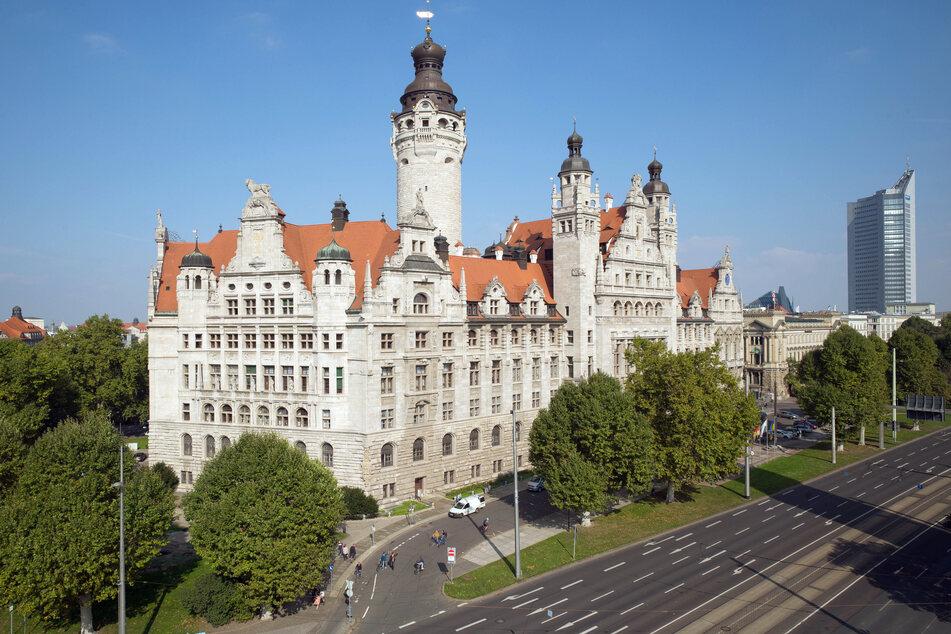Auch die Leipziger Stadtverwaltung äußerte sich bereits zu dem Vorfall. (Archivbild)