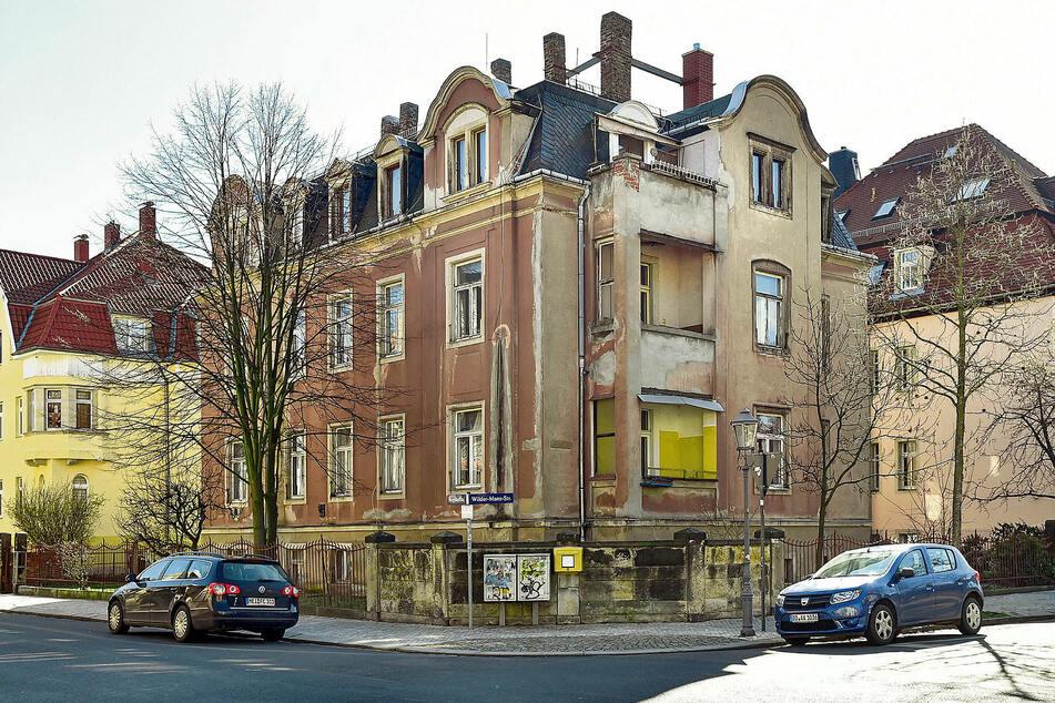 Das 120 Jahre alte Haus soll einem Neubau weichen.