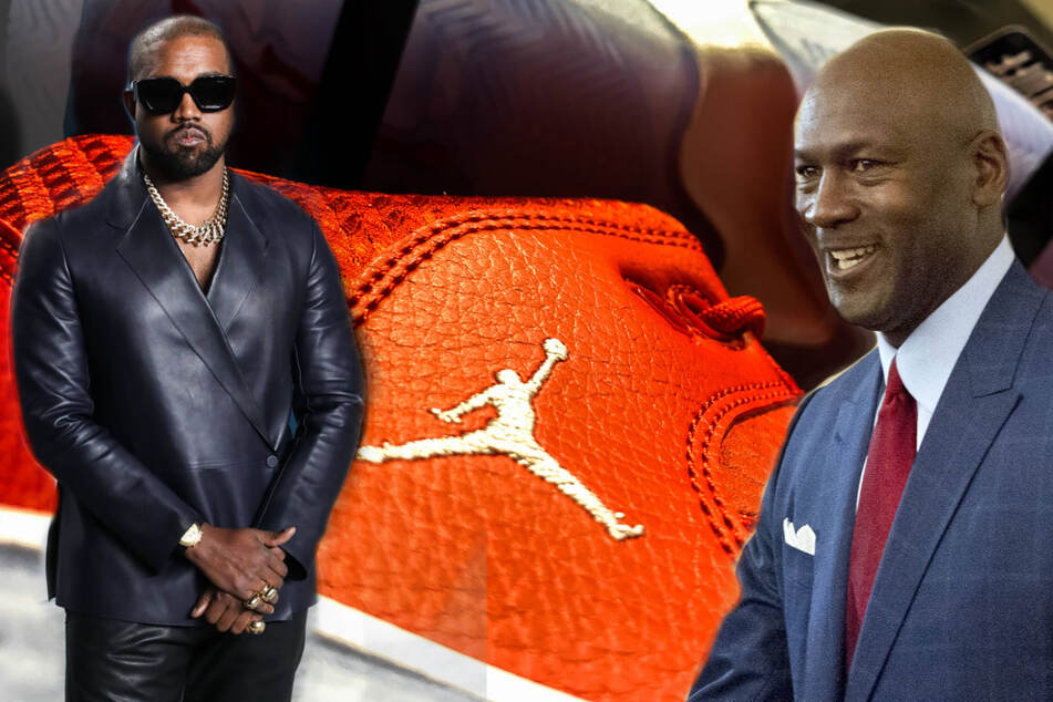 Big shoes to fill: Michael Jordan's sneakers fetch outrageous price – but can't catch Kanye