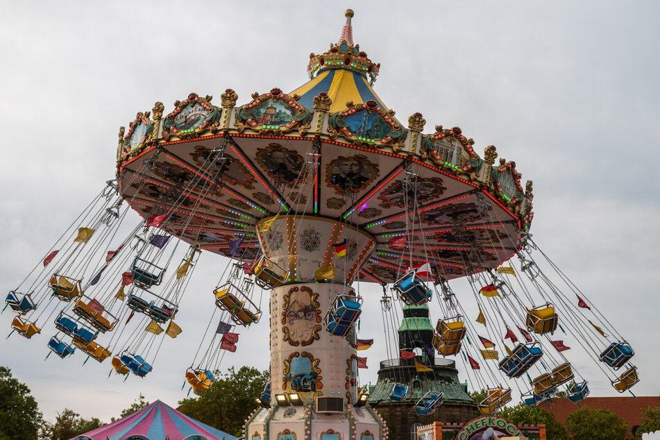 Das Herbstvolksfest in Zwickau ist ab 14 Uhr geöffnet.