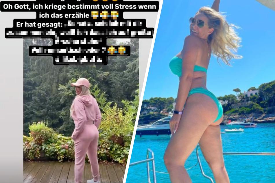 Daniela Katzenberger: Kriegt sie dafür Ärger mit ihrem Mann? Daniela Katzenberger plaudert aus, auf was Lucas steht!