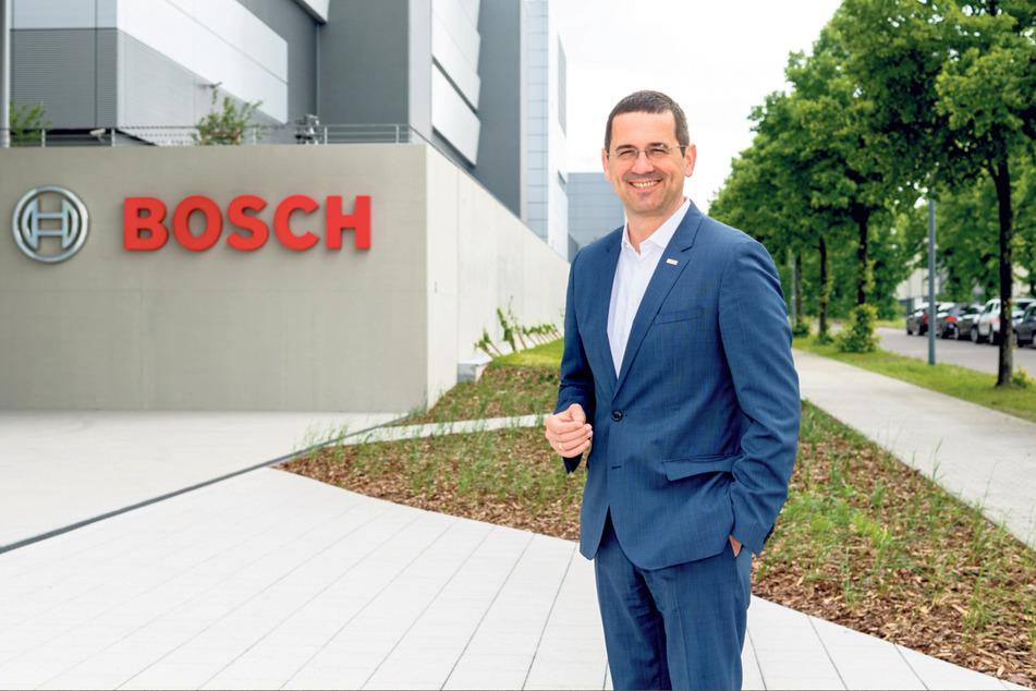 Ab Juli leitet Christian Koitzsch (45) das Bosch-Werk.