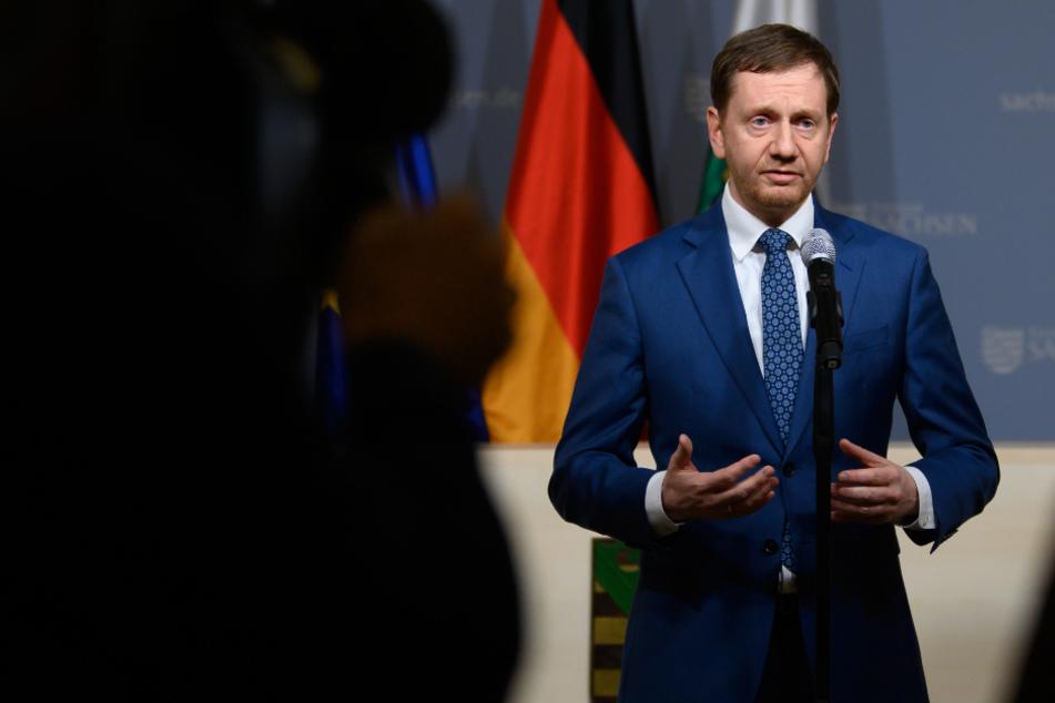 """""""Wir müssen achtsam sein"""": Sachsen will harten Lockdown bis Monatsende verlängern"""