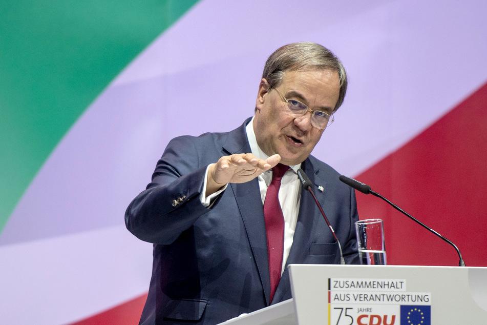 Armin Laschet, Ministerpräsident von Nordrhein-Westfalen (CDU).