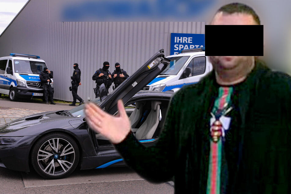 Schrottauto-Dealer legt sich mit der Mafia an