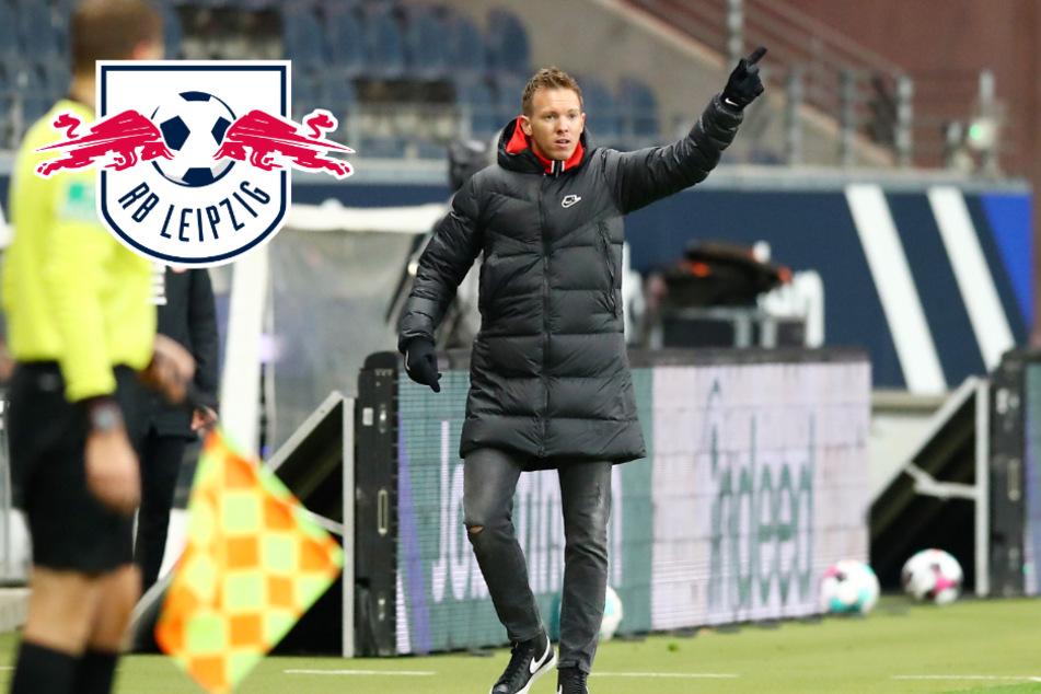 RB Leipzigs Sieglos-Serie in Frankfurt hält: Keine Zeit für Ärger bei Julian Nagelsmann