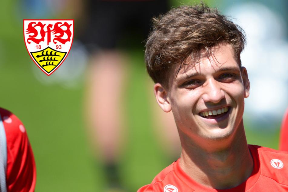 VfB-Profi Klimowicz steht im EM-Kader der deutschen U21-Nationalmannschaft