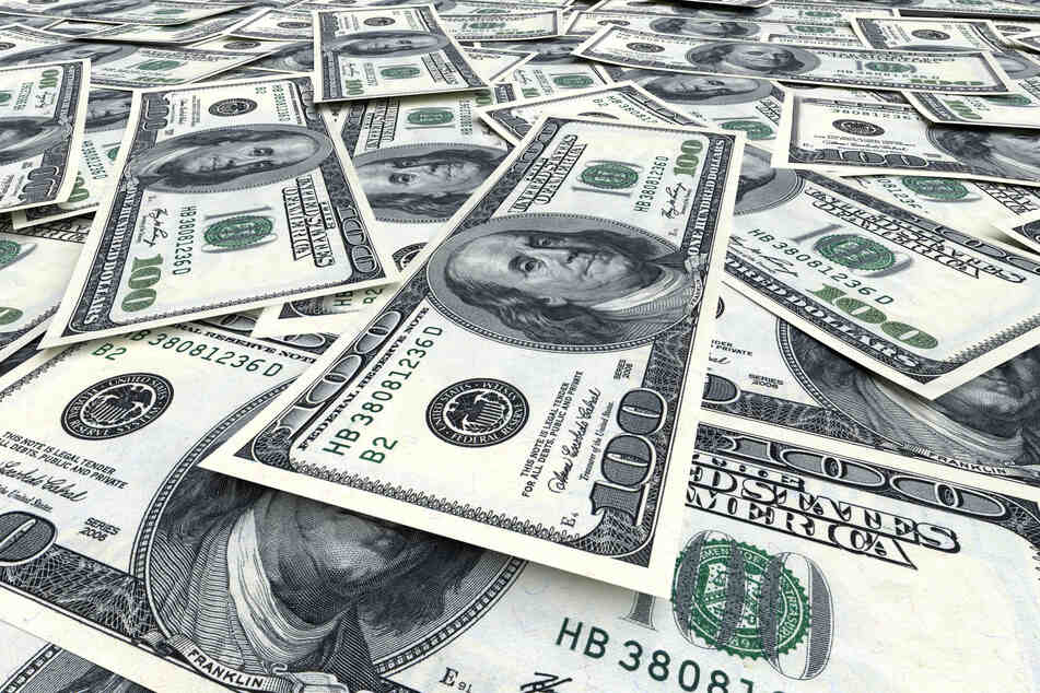 In October 2018, one lucky Mega Millions player won $1.537 billion (stock image).