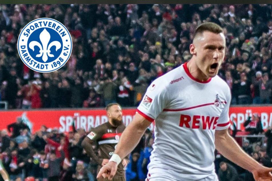 SV Darmstadt 98 holt Mittelfeldspieler Christian Clemens vom 1. FC Köln