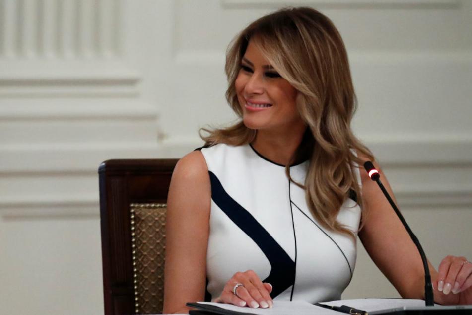 Melania Trump möchte Rosengarten umgestalten: User reagieren empört