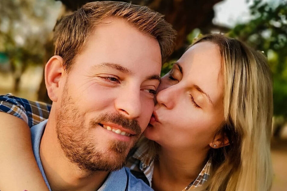 Gerald (35) und Anna Heiser (30) sind Eltern eines Jungen geworden.