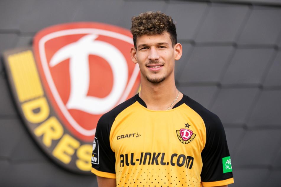 Heinz Mörschel (23) soll Dynamos Mittelfeld mit seiner Torgefahr und körperlichen Robustheit weiter verstärken.