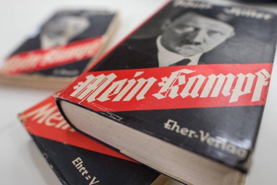 """Sachsen erlaubt """"Mein Kampf"""" im Unterricht"""