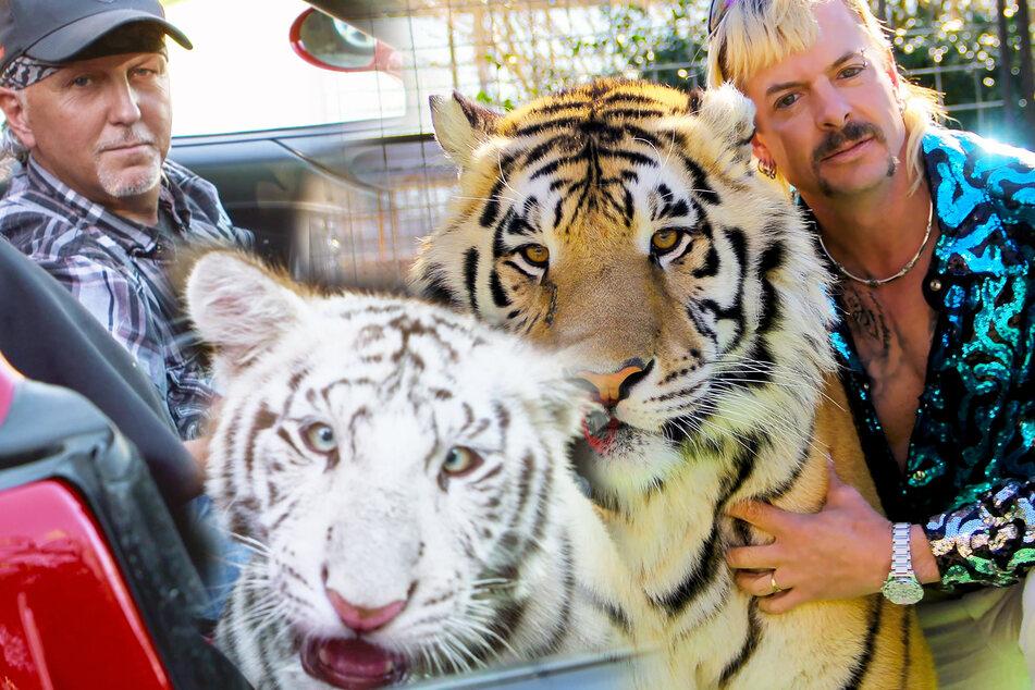 """Behörden schließen """"Tiger King""""-Zoo mit sofortiger Wirkung!"""