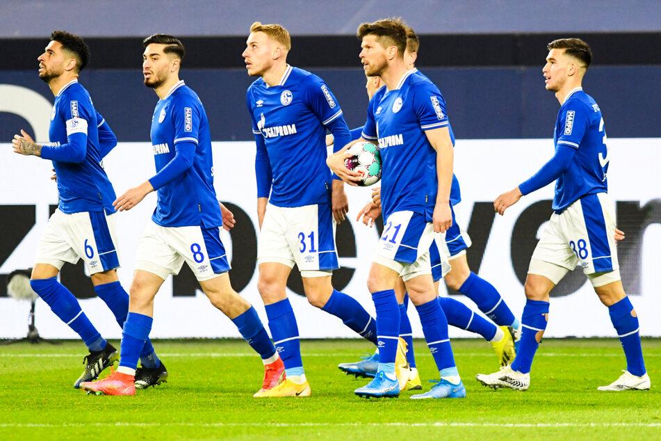 Der FC Schalke 04 feierte überraschend den zweiten Liga-Saisonsieg.