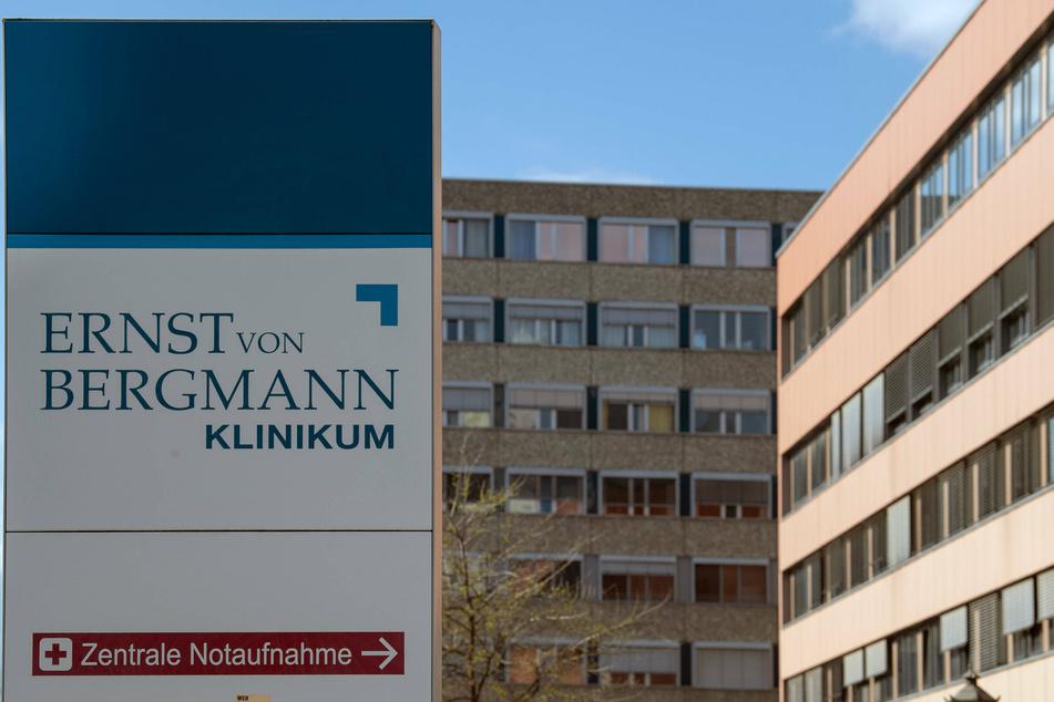 das Ernst von Bergmann Klinikum in Potsdam