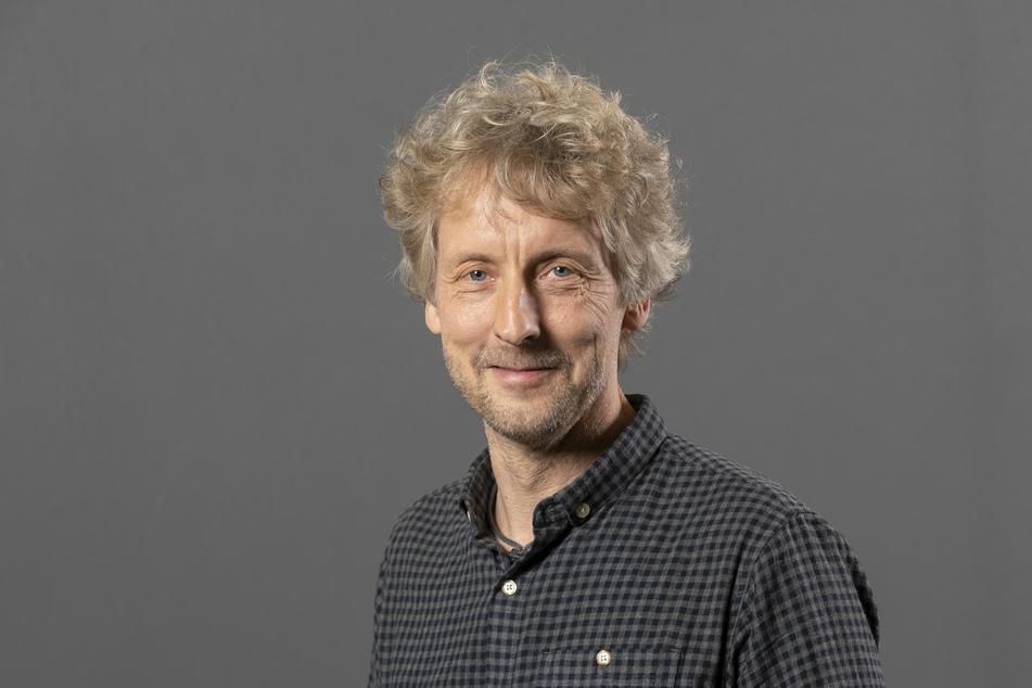 Stadtrat und Sportexperte Torsten Schulze (50, Grüne).