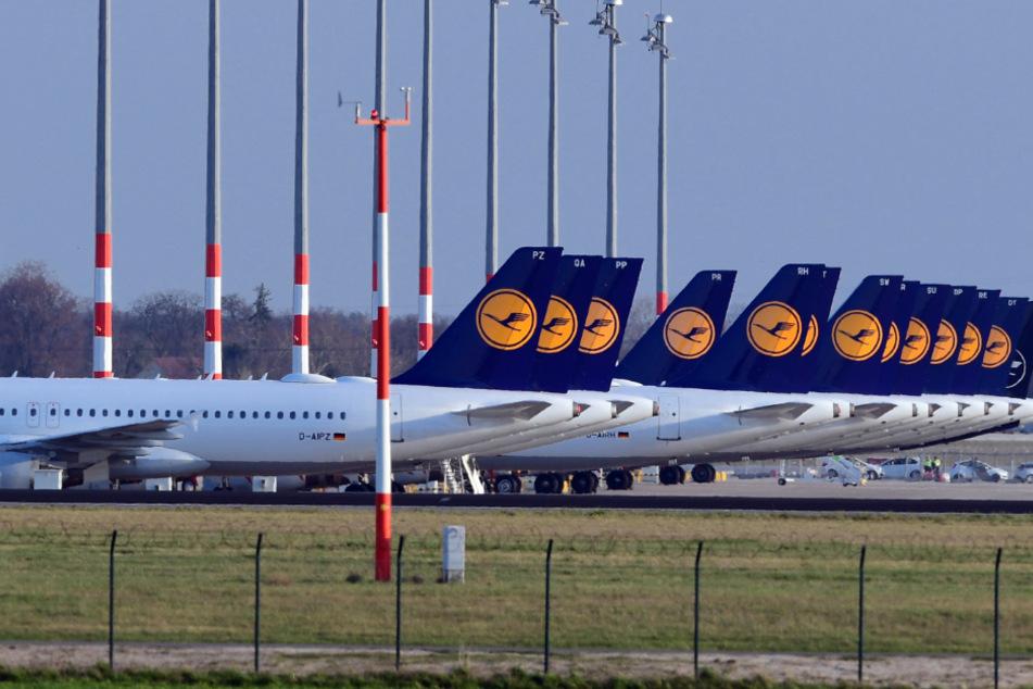 Heftige Einschnitte bei der Lufthansa: Corona-Krise zwingt 87.000 Mitarbeiter in Kurzarbeit